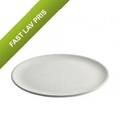 Aida RAW Arctic White - desserttallerken 1 stk