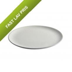 Aida RAW Arctic White - frokosttallerken 1 stk
