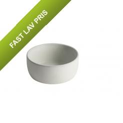 Aida RAW Arctic White - skål 1 stk