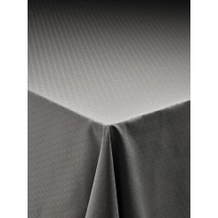 Nordisk Tekstil damask dug Honey 140x320 cm sand
