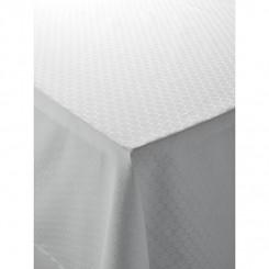 Nordisk Tekstil damask dug Honey 140x270 cm hvid