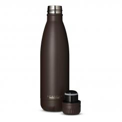 Scanpan termoflaske 0,5 ltr brown granite