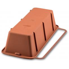 Silikomart brød/ kage silikoneform 26 cm 1,5 ltr