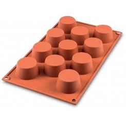 Silikomart minimuffin silikoneform 11 stk