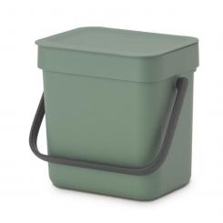 Brabantia sortering affaldsspand 3 ltr grøn