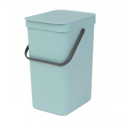 Brabantia sortering affaldsspand 12 ltr mint