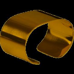 Aida Raw Servietring guld 4 stk
